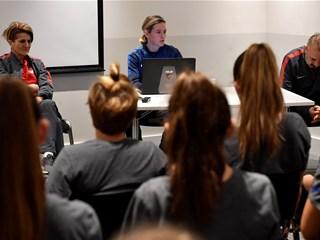 U Medulinu održan kamp ženskih selekcija U-17 i U-19