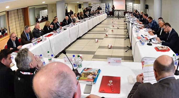 """4. Konferencija o sigurnosti i zaštiti: """"Naslovnice igračima, ne huliganima"""""""