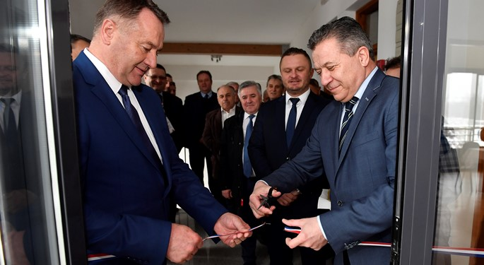 Nove prostorije za ŽNS Sisačko-moslavački