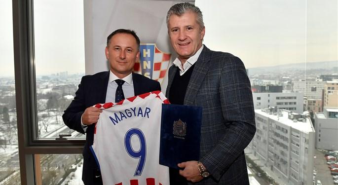 """""""Nogomet je zajednički jezik Hrvata i Mađara"""""""