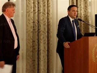 Izbornik Dalić s Kustićem i Ćukom u Splitu