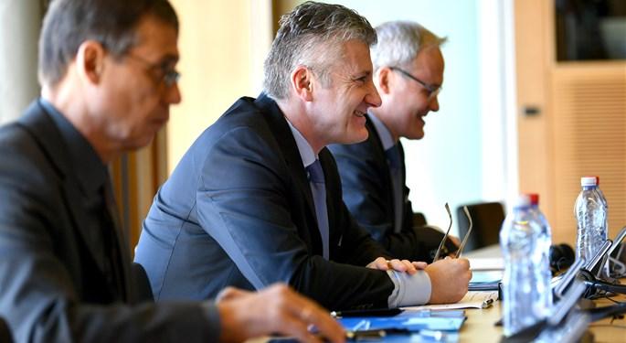 Šuker vodio sjednicu Uefine Nogometne komisije