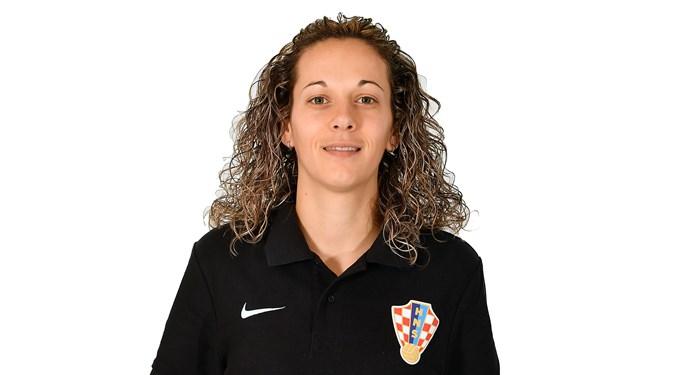 Ivana Martinčić sudi finale EP U-19