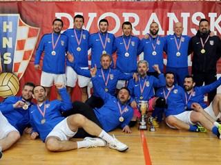 17. dvoransko prvenstvo veterana HNS-a u Metkoviću
