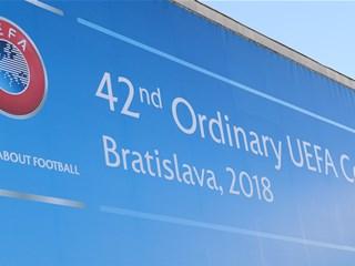 Sjednica Izvršnog odbora i Kongres Uefe u Bratislavi