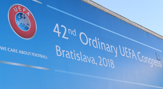 Sjednica Izvršnog odbora i Kongres Uefe u Bratislavi#ExCo Meeting and UEFA Congress in Bratislava