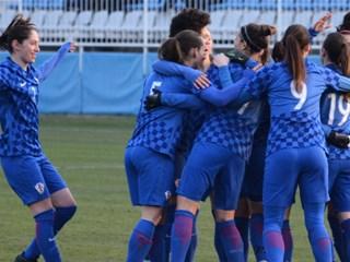 Video: Efikasne Hrvatice s 5:0 nadjačale Crnu Goru