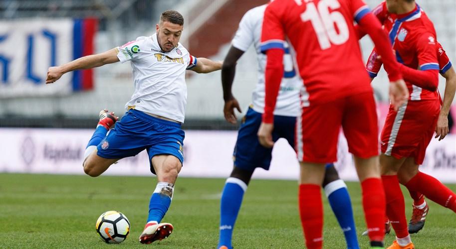 Video: Rudeš nadjačao Hajduk, stigao na korak do ostanka