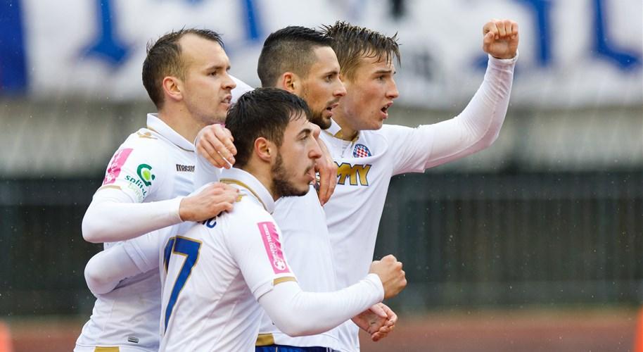Video: Prvijenac Gyurcsa za pobjedu Hajduka nad Rudešom