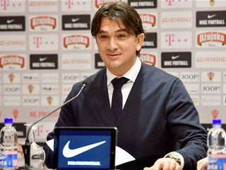 "Dalić: ""Croatia's objective is to test a couple of things"""