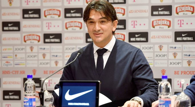 "Dalić: ""Croatia's objective is to test a couple of things"""