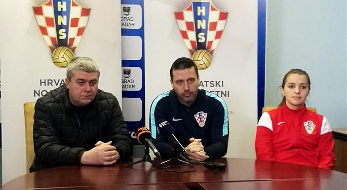"""Miletić: """"Veliki iskorak"""", Landeka: """"Oduševio nas je prijem u Zadru"""""""