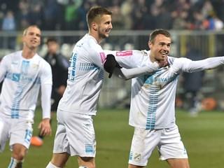 Video: Pričuva Puljić u 88. minuti odlučio derbi Rijeke i Osijeka