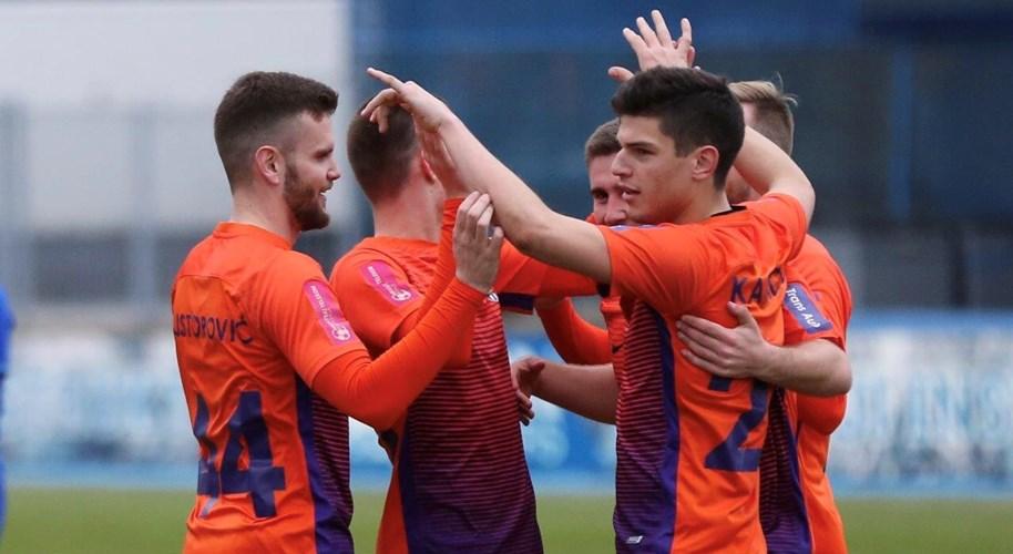 Video: Lokomotiva uzela sva tri boda u Puli, preskočila Dinamo