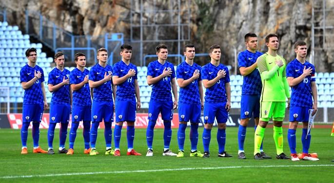 Prijenos odlučujućeg susreta Hrvatske U-17 na HNTV-u i stranici HNS-a