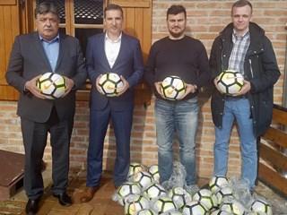 Delegacija HNS-a obišla Beli Manastir, Donji Miholjac i Sv. Đurađ