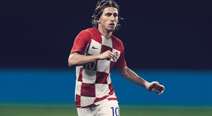 0159721af04 HNS and Nike unveil Croatia team kit for the 2018 FIFA World Cup ...