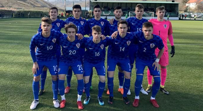 Video: Hrvatska U-18 ponovno nadjačala Velšane