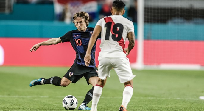 Peru overcomes Croatia in Miami