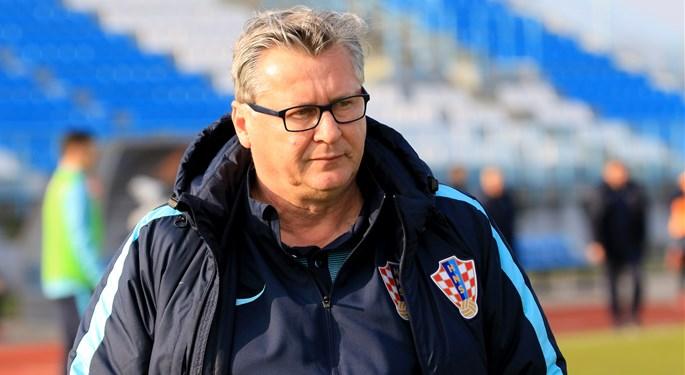 Hrvatska U-21 spremna za presudni susret s Grčkom
