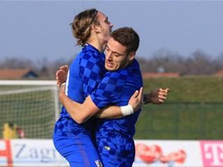 Video: Povratak pobjedama Hrvatske U-21, svladana Moldova