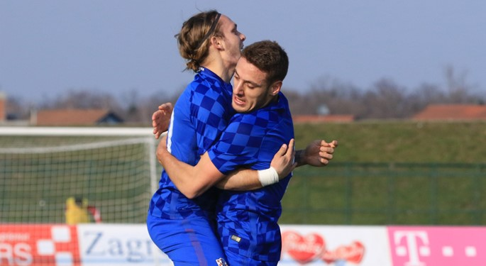 Povratak pobjedama Hrvatske U-21, svladana Moldova