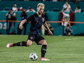 Rakitić converts penalty for another friendly win over Mexico