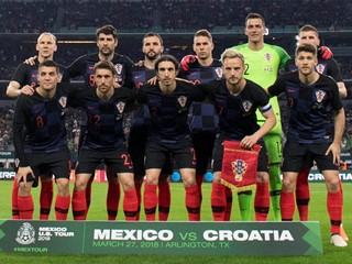 "Ćorluka and Rakitić on win against Mexico: ""It was a well-deserved victory"""