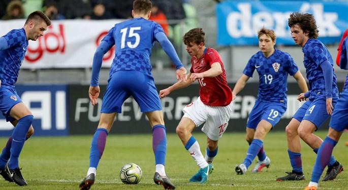 Prvi poraz Hrvatske U-21, Češka slavila u Karvini