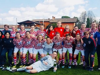 Hrvatska U-17 dva puta protiv Mađarica