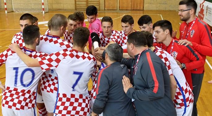 Futsal: Popis Hrvatske U-19 za kvalifikacije za EP