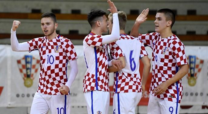 Hrvatska U-19 dva puta nadjačala Makedoniju