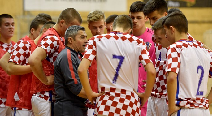 Futsal: Hrvatska U-19 saznala suparnike u borbi za EP