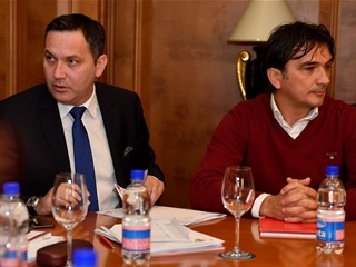 Izbornik Zlatko Dalić posjetio mladog Josipa Kolačevića