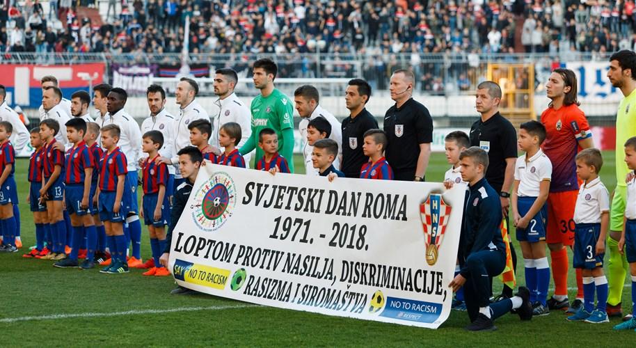 Video: Minimalne pobjede Hajduka i Rudeša