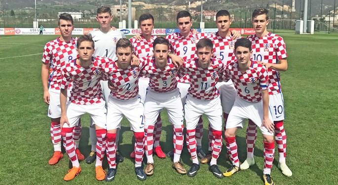 Hrvatska U-16 na jedanaesterce svladala Bosnu i Hercegovinu