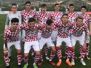 Hrvatska U-16 na međunarodnom turniru u Izraelu