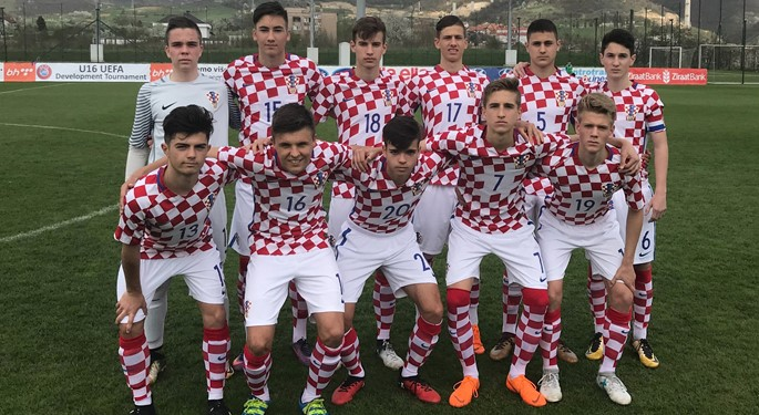 Hrvatska U-16 pogotkom Solde svladala Azerbajdžan