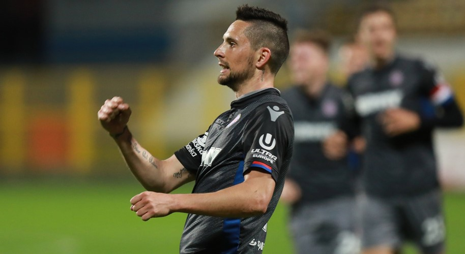 Dinamo i Hajduk slomili otpore Cibalije i Intera