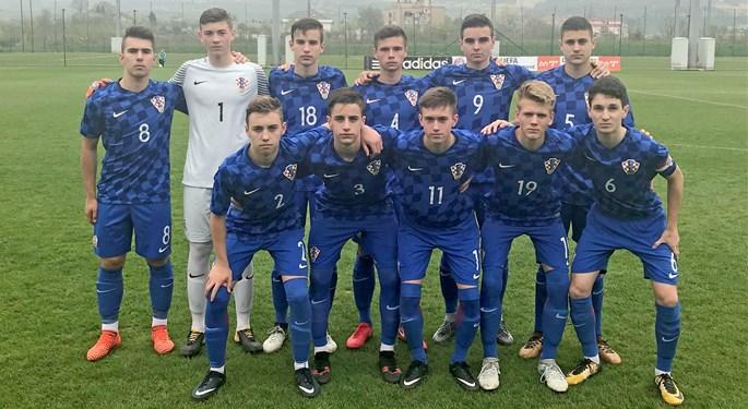 Hrvatska U-16 svladala i Makedoniju, osvojila turnir
