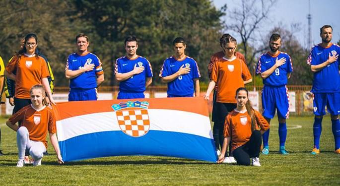Hrvatska reprezentacija gluhih u subotu protiv R. Irske