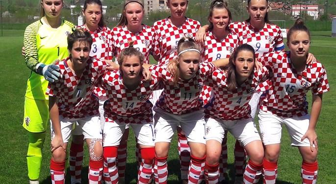 Dvije pobjede Hrvatske U-16 na Uefinom razvojnom turniru