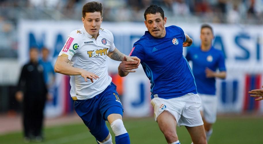 Sedmi okršaj Dinama i Hajduka u finalu Kupa