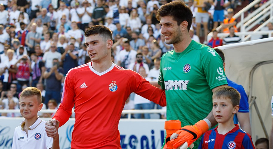 Dinamo slavio na Poljudu, približio se naslovu prvaka