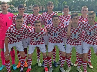 Italija u drugom kolu nadjačala mlade Hrvate