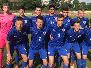 Jedna pobjeda Hrvatske U-15 na turniru Mijo Etlinger
