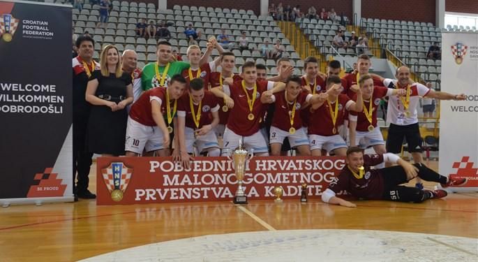 Video: Kadeti MNK Brod 035 osvojili naslov prvaka