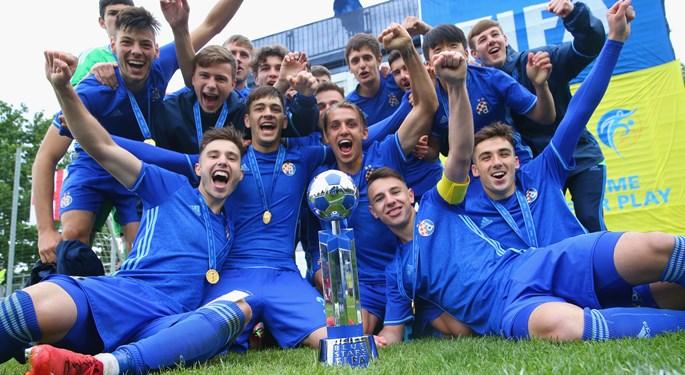 Dinamo osvojio jubilarno izdanje FIFA Youth Cupa