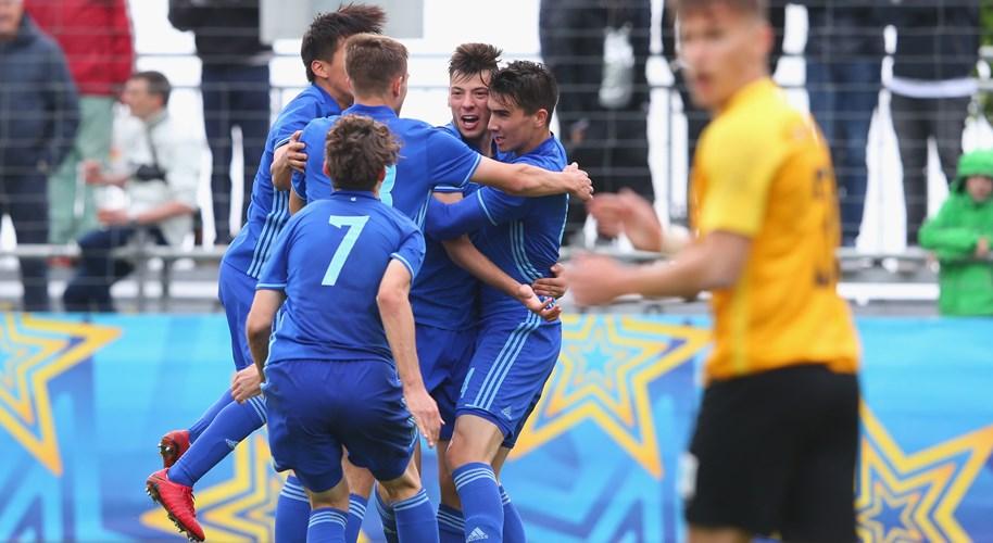 Juniori Dinama izborili osminu finala Uefine Lige mladeži!