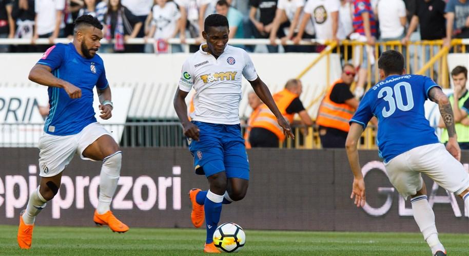 Put do finala: Hajduk